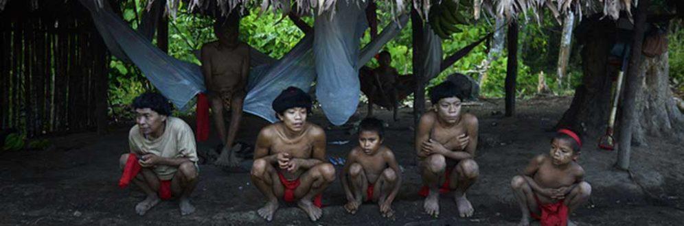 Crescimento do garimpo ilegal na Amazônia atinge duramente áreas indígenas Foto: AFP