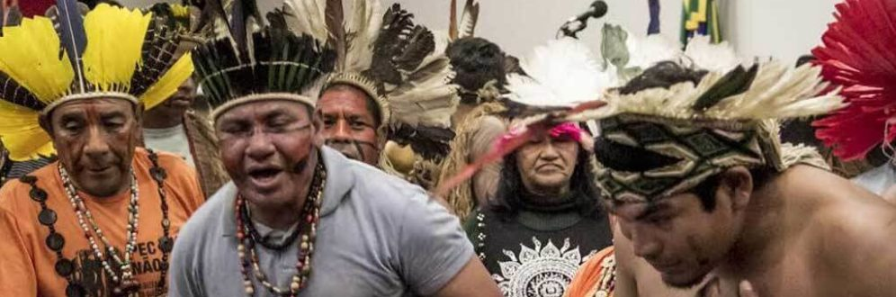 Em nota, Conselho Indigenista critica ataques de Jair Bolsonaro as reservas indígenas Foto: Mídia Ninja