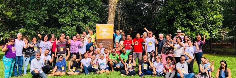 TEMPO DE INCERTEZAS E ESPERANÇA Foto: Fórum Mudanças Climáticas e Justiça Social