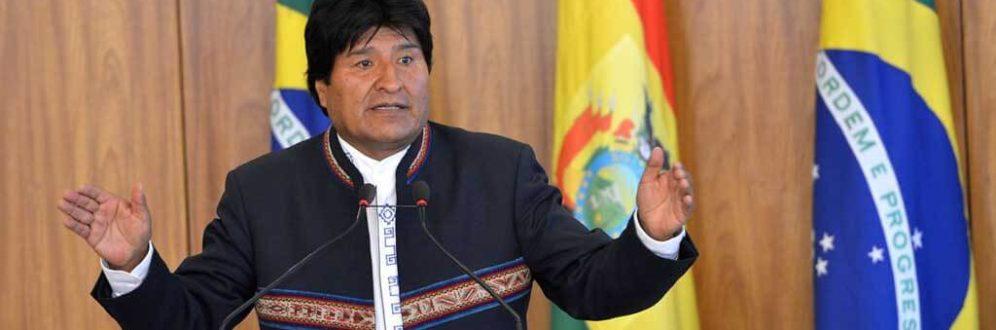 Na Bolívia, improvável êxito