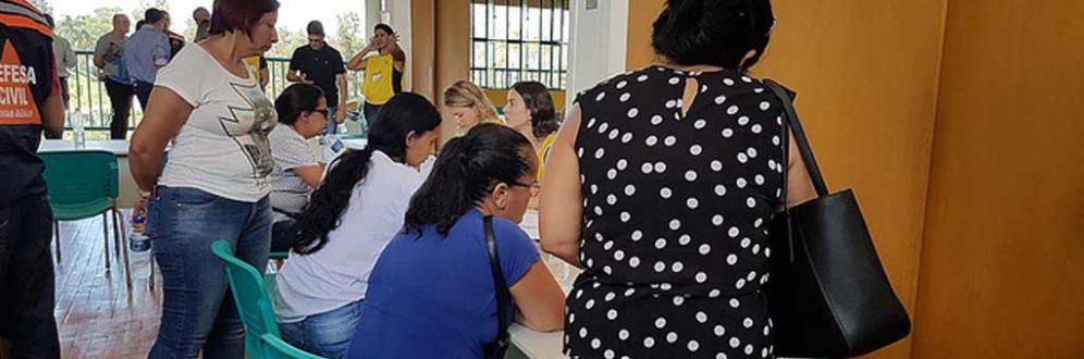 Falta de informações atormenta familiares de desaparecidos em Brumadinho Foto: Lu Sodré