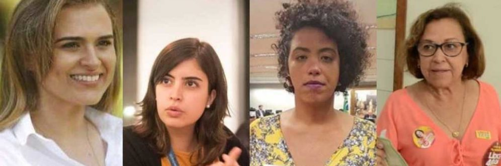 Quem são as mulheres que farão oposição a Bolsonaro no Congresso Foto: Divulgação