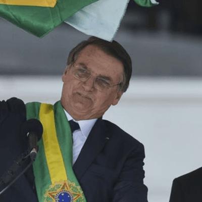 Posse de Jair Bolsonaro (Marcelo Camargo/ABr)