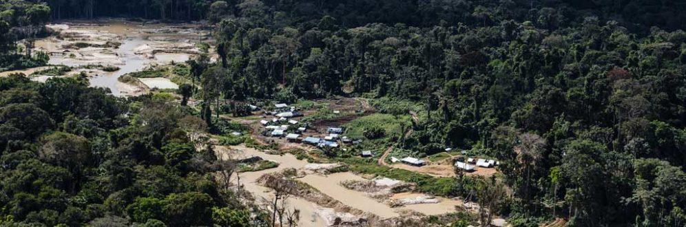 Mineração ilegal é mais um ataque aos direitos humanos dos povos amazônicos