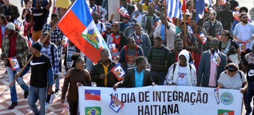 'Nós existimos': ações de imigrantes haitianos ganham visibilidade por meio de associação