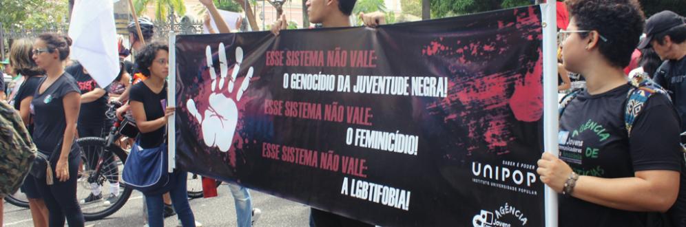 Municípios paraenses denunciam genocídio negro