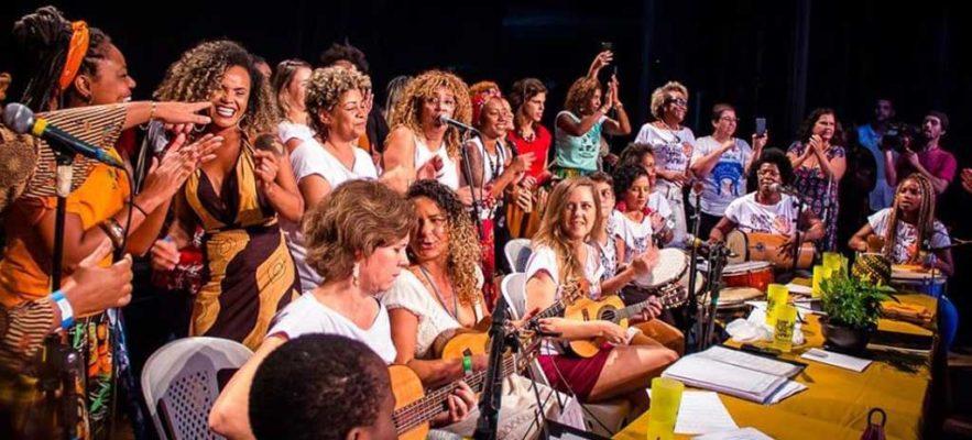 O Samba é das Mulheres