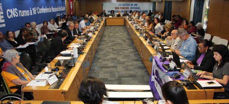 CNS busca medidas para derrubar cadastramento das pessoas no SUS