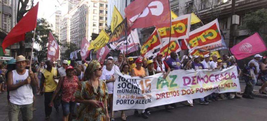 Porto Alegre e região metropolitana recebe Fórum Social das Resistências; confira programação
