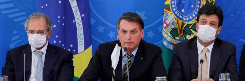 Ações de Bolsonaro na pandemia são genocidas e políticas de Guedes são desastrosas, diz CNS