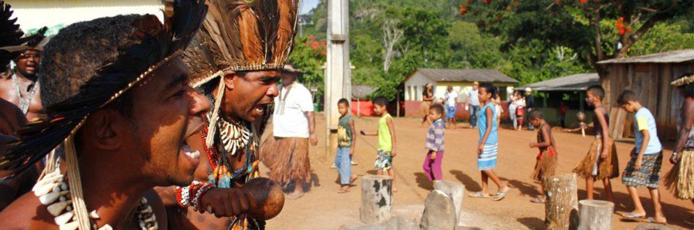 A comunidade indígena Patiburi pede socorro